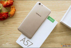 OPPO A57 背光线路飞线走线实物图