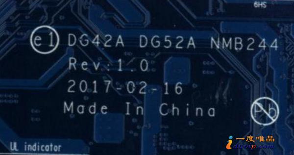 联想320-15ikb DG42A DG52A NM-B244 REV 1.0